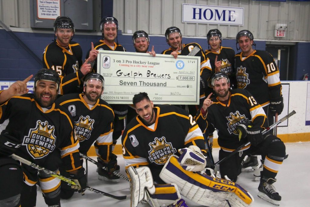 News – 3HL TOUR – 3 on 3 Pro Hockey League
