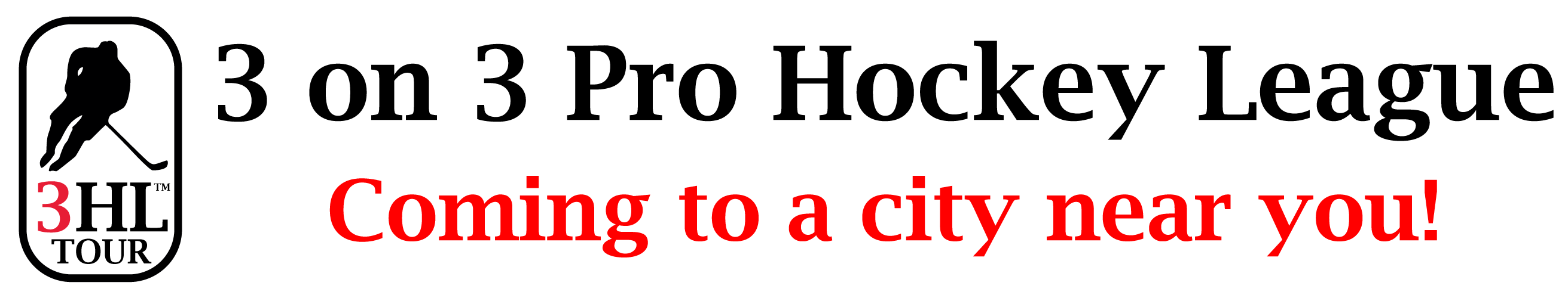 3HL TOUR – 3 on 3 Pro Hockey League